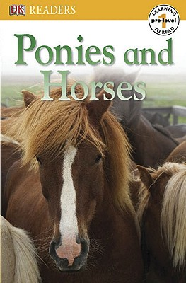 Ponies and Horses By Lock, Fiona